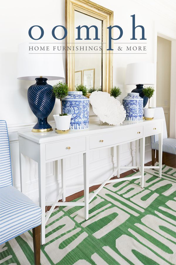 Tables, Lamps and SO Much More at oomphhome.com