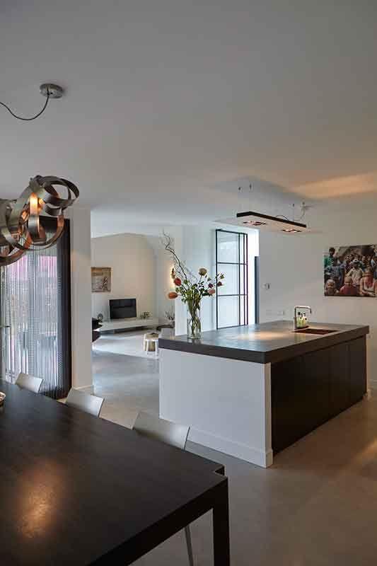 de keuken van arjan lodder keukens interieur staat in verbinding