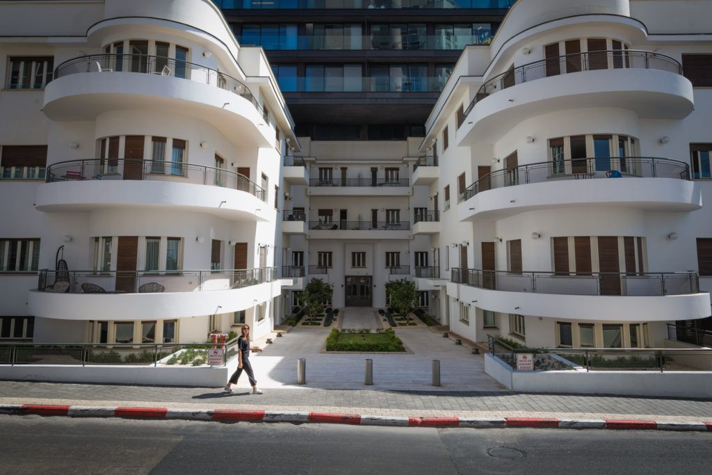 Bauhaus. Tel Aviv, Israel © Andy Barton.