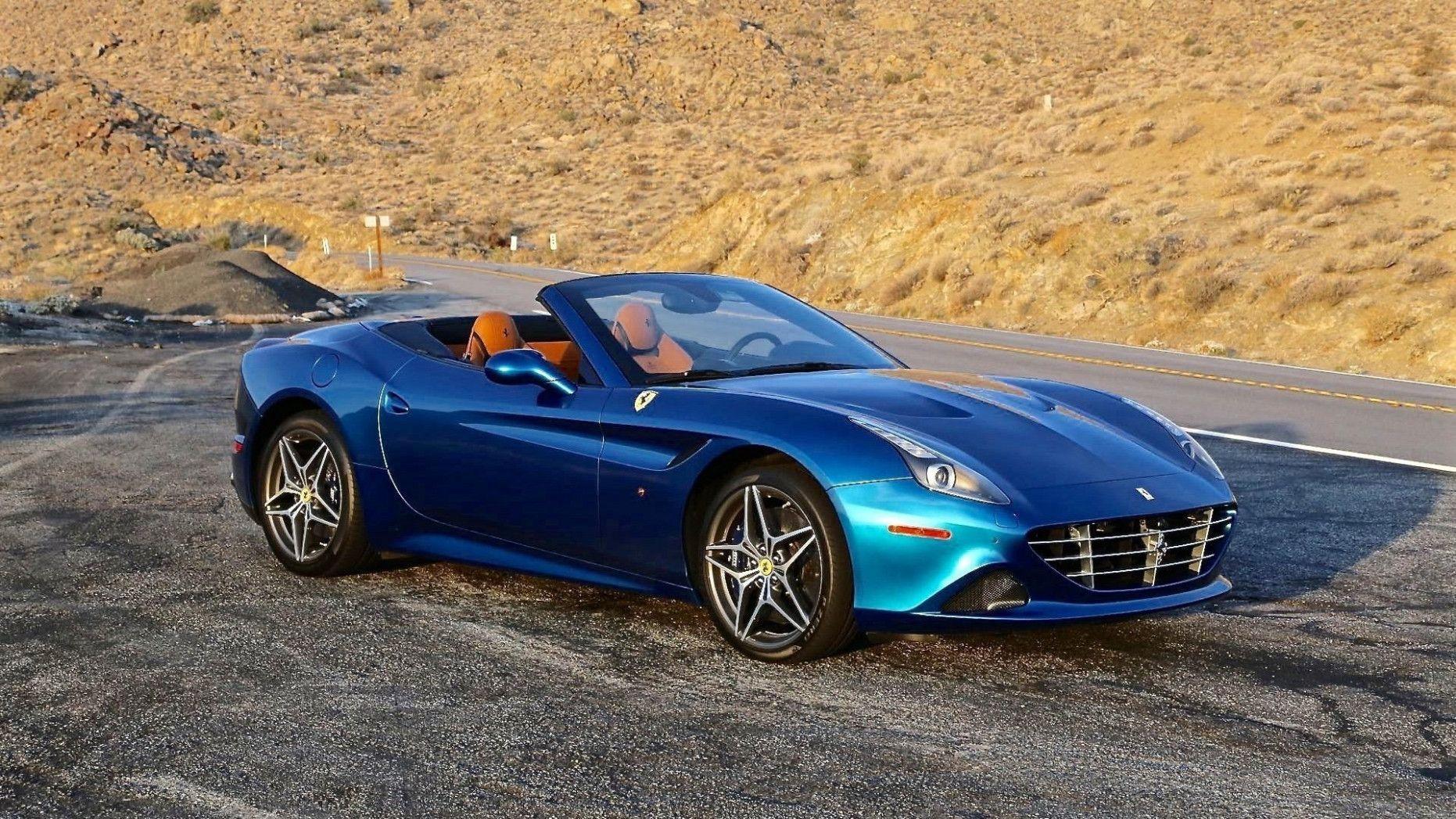 2020 Ferrari California T Price Exterior And Interior Ferrari California Ferrari California T Ferrari