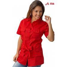 Uniformes Google Tipo Safari Dama Camisas Buscar Pinterest Con 7XYqzw8O