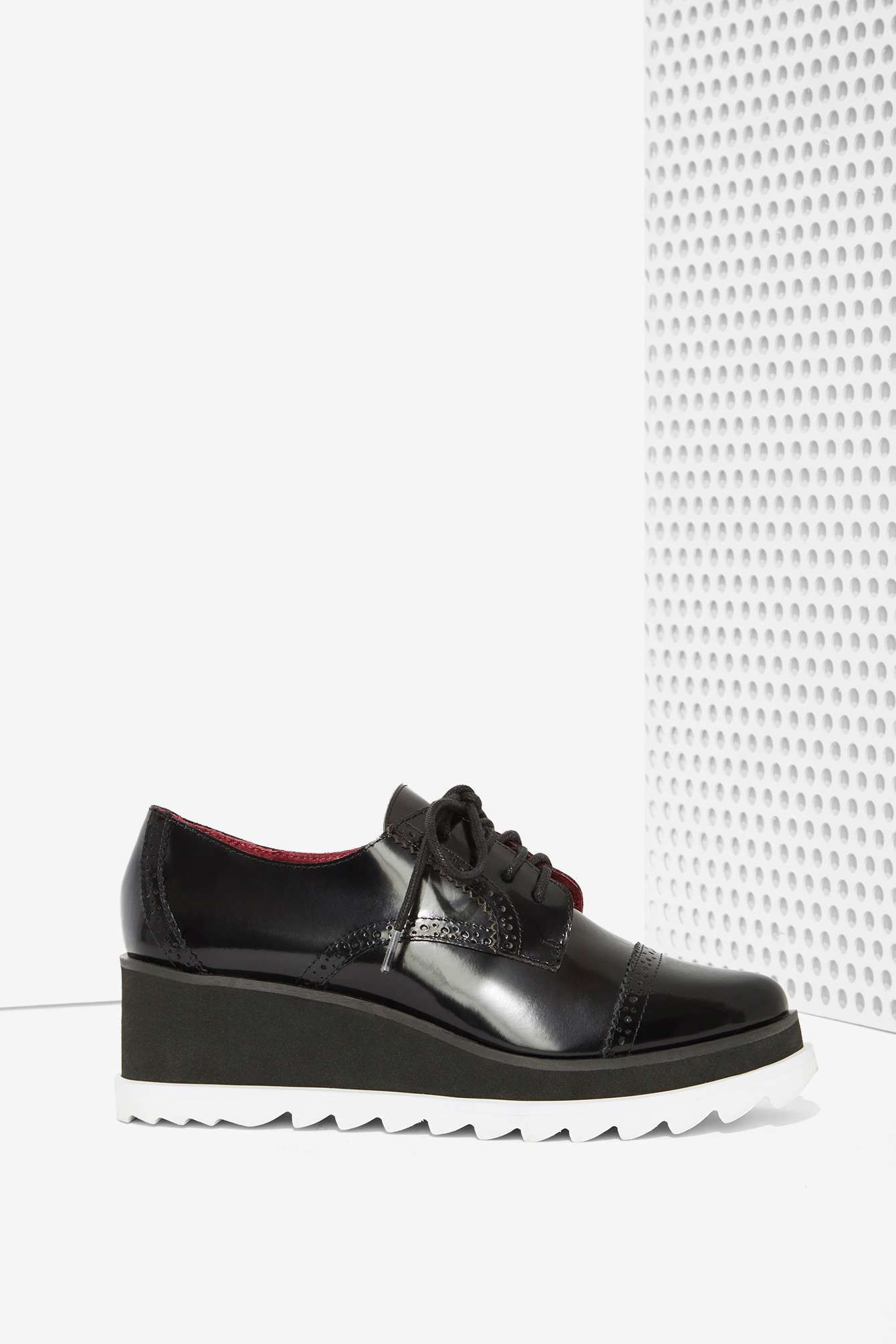 7aef5269be73ea Sixty Seven Harper Leather Oxford