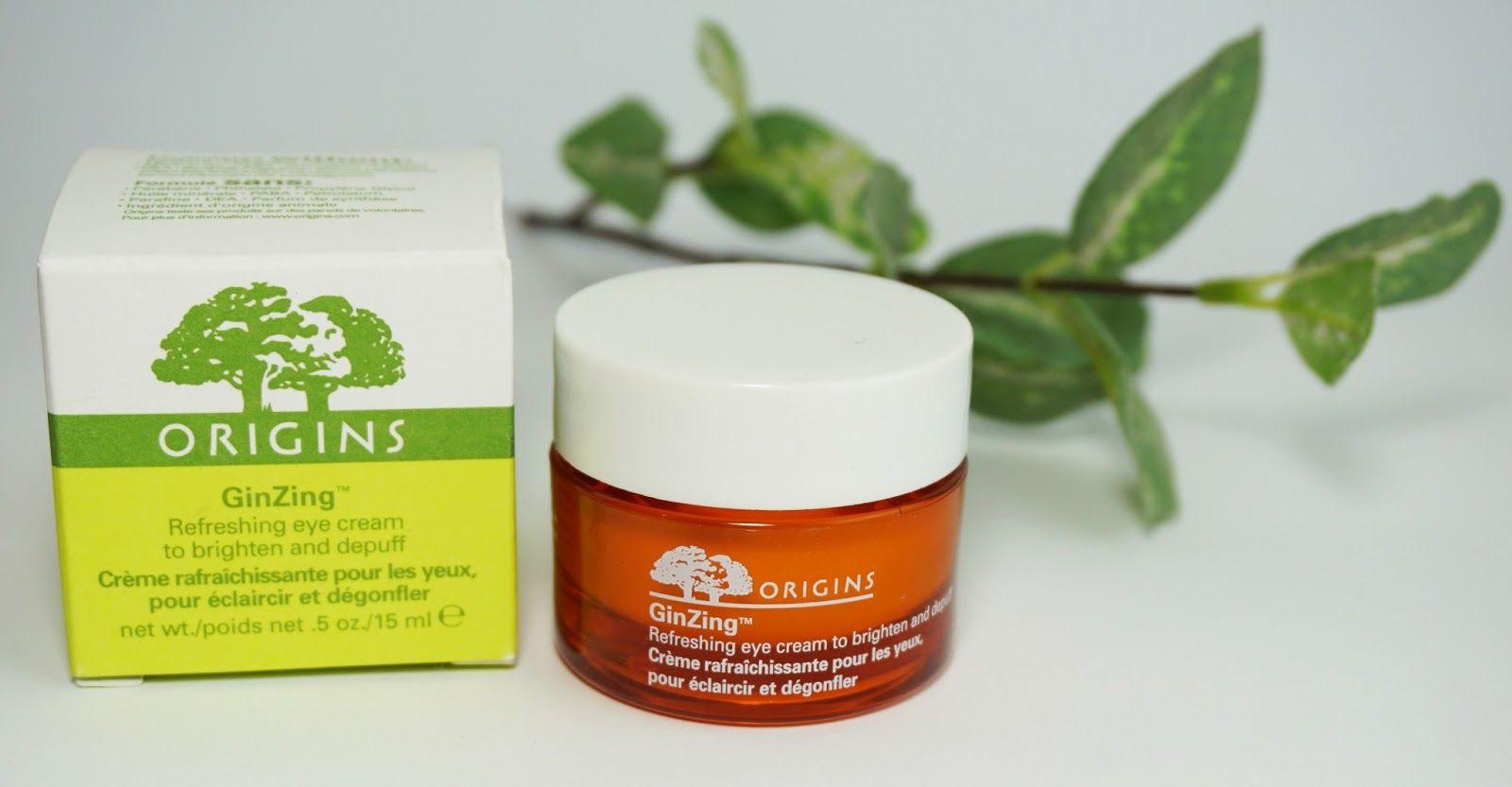 Origins - GinZing Refreshing Eye Cream (Augencreme