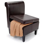 The Clutter Storing Accent Chair.       $199.95