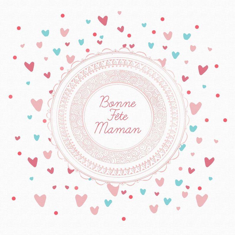 Carte Bonne Fete Maman Free Printables Les Illus De Ju Carte