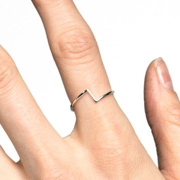 Linya Ring Sterling Silver