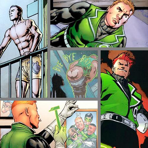Green Lantern:Guy Gardner