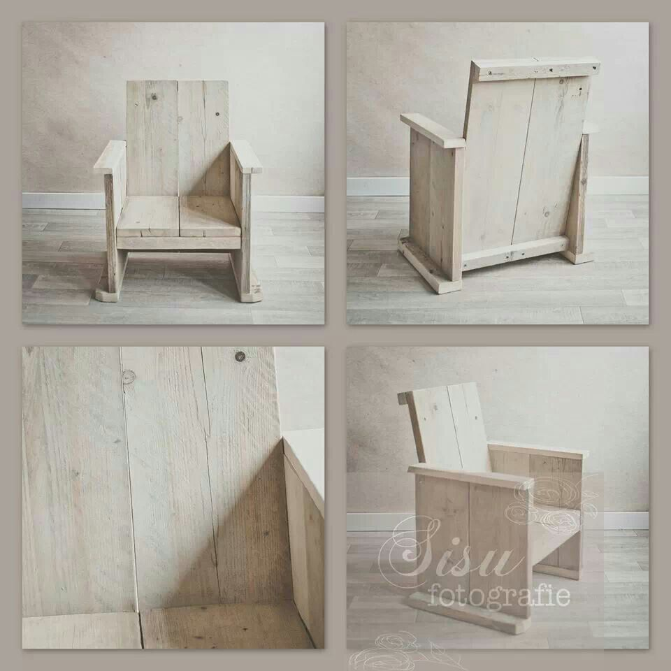 Wood, chair,