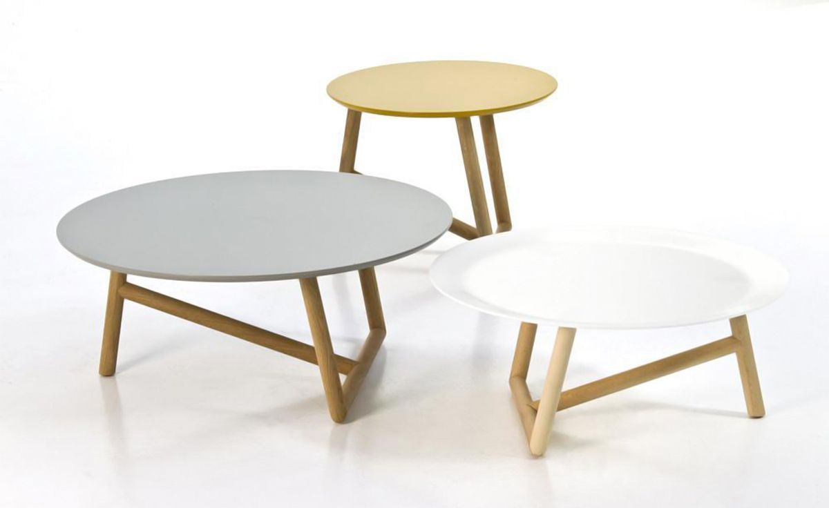 Klara Table With Mdf Top Beech Base En 2020 Table Basse Patricia Urquiola Et Mobilier De Salon