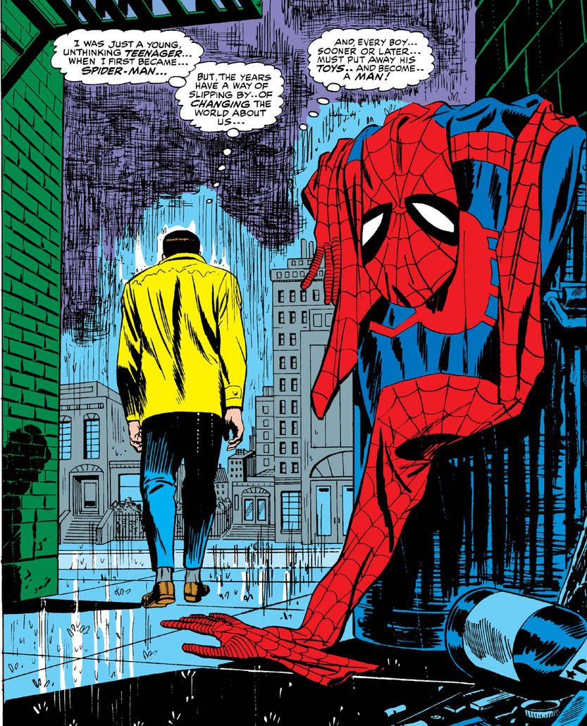stan lee on what made spider-man so special - a collection of quotes