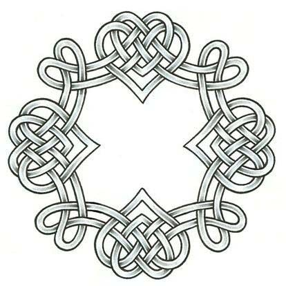Celtic Love Knot Knitting Pattern : Celtic Tattoos For Women Celtic 7 - USD9.95 : Tattoo Designs, Gallery of Uniq...
