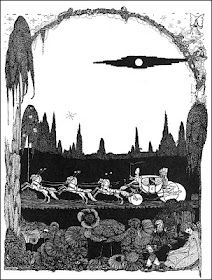The Fairy Tales of Hans Christian Andersen (Illustrated by Harry Clarke)
