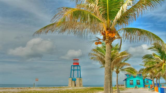 Coco Cay Lighthouse – CocoCay, Bahamas
