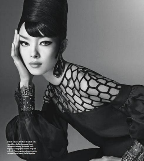 Fei Fei Sun for Vogue Italia