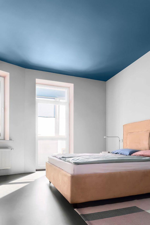 Wohndesign-artikel bunte minimalistische wohnung für einen songwriter   wohndesign
