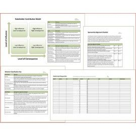 Project Stakeholder Analysis Tool And Template Learn About