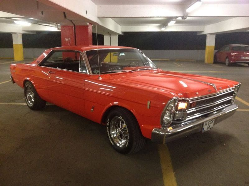 66 galaxie | 65-66 Ford Galaxie | Ford galaxie, Ford, 4 ...
