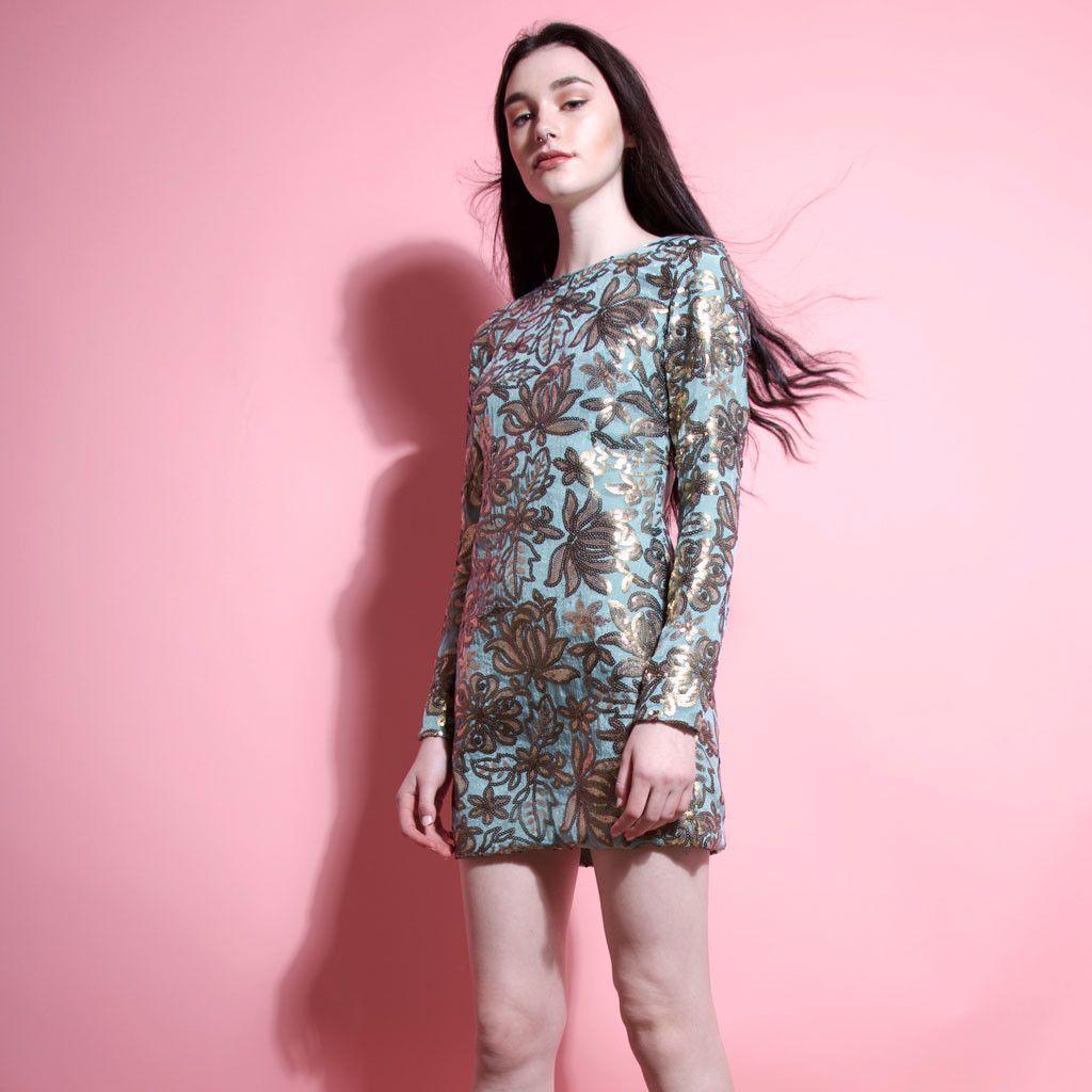 Sage bailey dress u nylon shop goodies pinterest