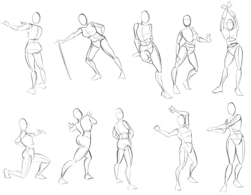 1024x794 Template Outline Of Human Body Template Library Printable