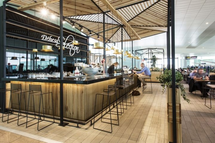 Dehesa Santa Maria Restaurant By Dear Design Barcelona