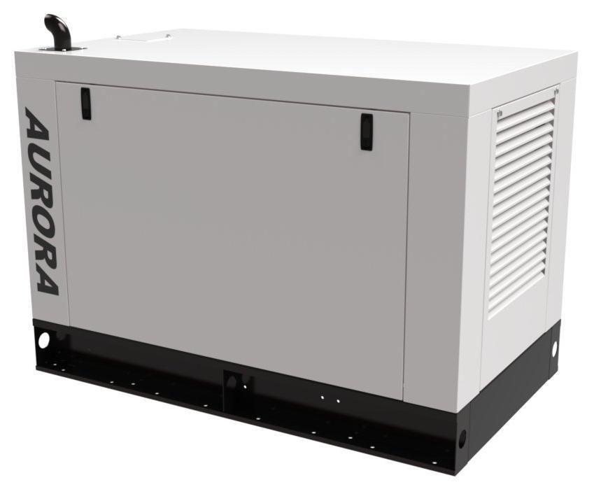 New 2019 Model 10 Kw Diesel Generator Generator Diesel Genset Standby Perkins Aurora Kubota Eng Diesel Generators Small Diesel Generator Generation