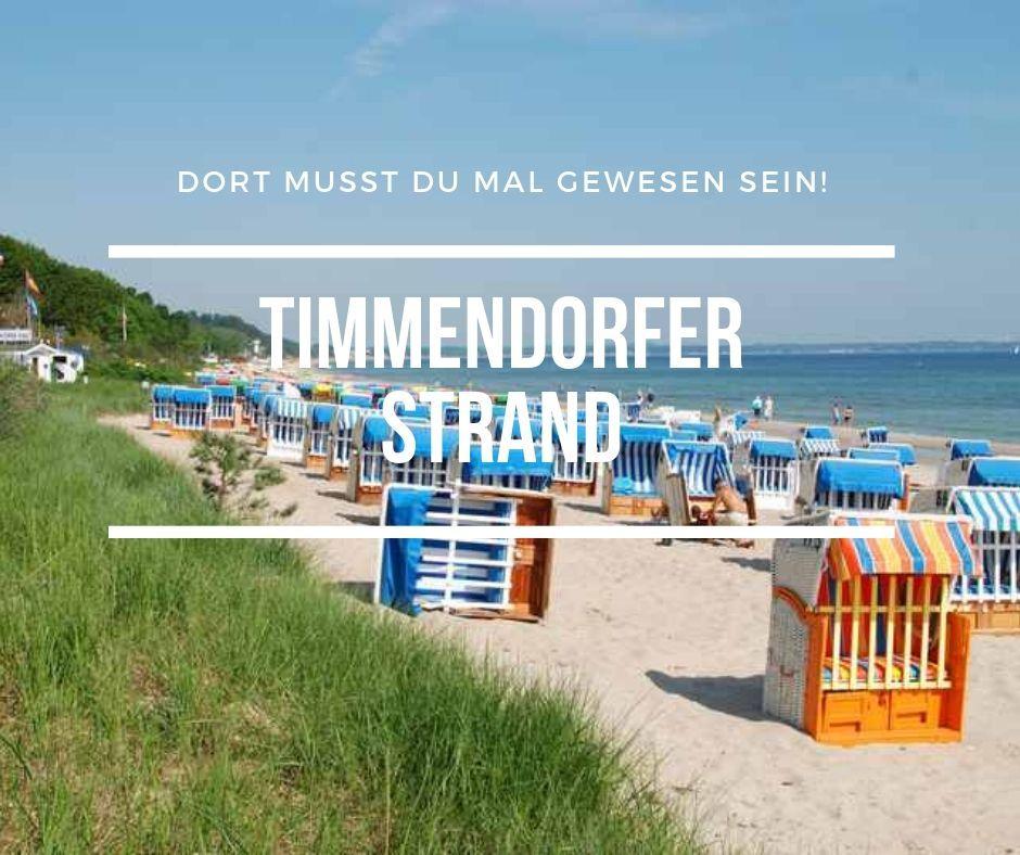Familienurlaub Timmendorfer Strand Mit Kindern So Ist S Echt