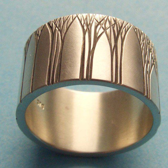 Nature Ring/ by Ashhilton/ on Etsy