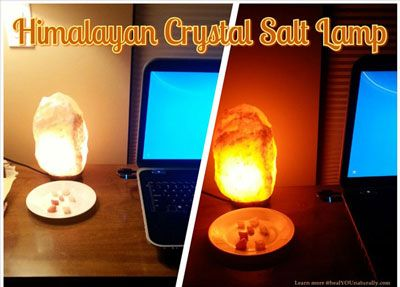 Himalayan Salt Lamp Hoax Adorable 3 Health Benefits Of A Himalayan Salt Lamp  Himalayan Salt Decorating Design