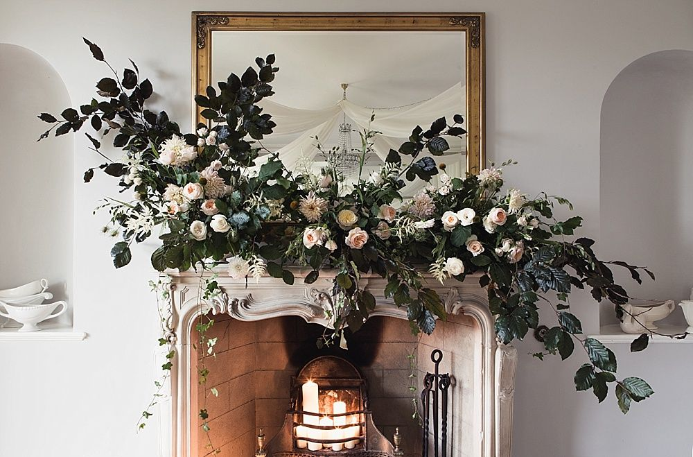 Floral Installations & Large Arrangements For Weddings