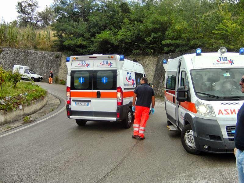 notizie lucane, basilicata news: uscita dall'ospedale di Melfi e ritornare in…ambul...