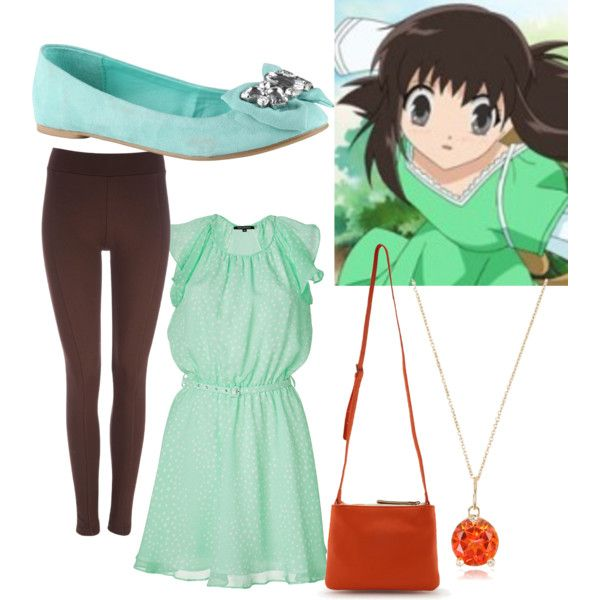 """""""Kagura Sohma"""" by theearlmustang on Polyvore"""
