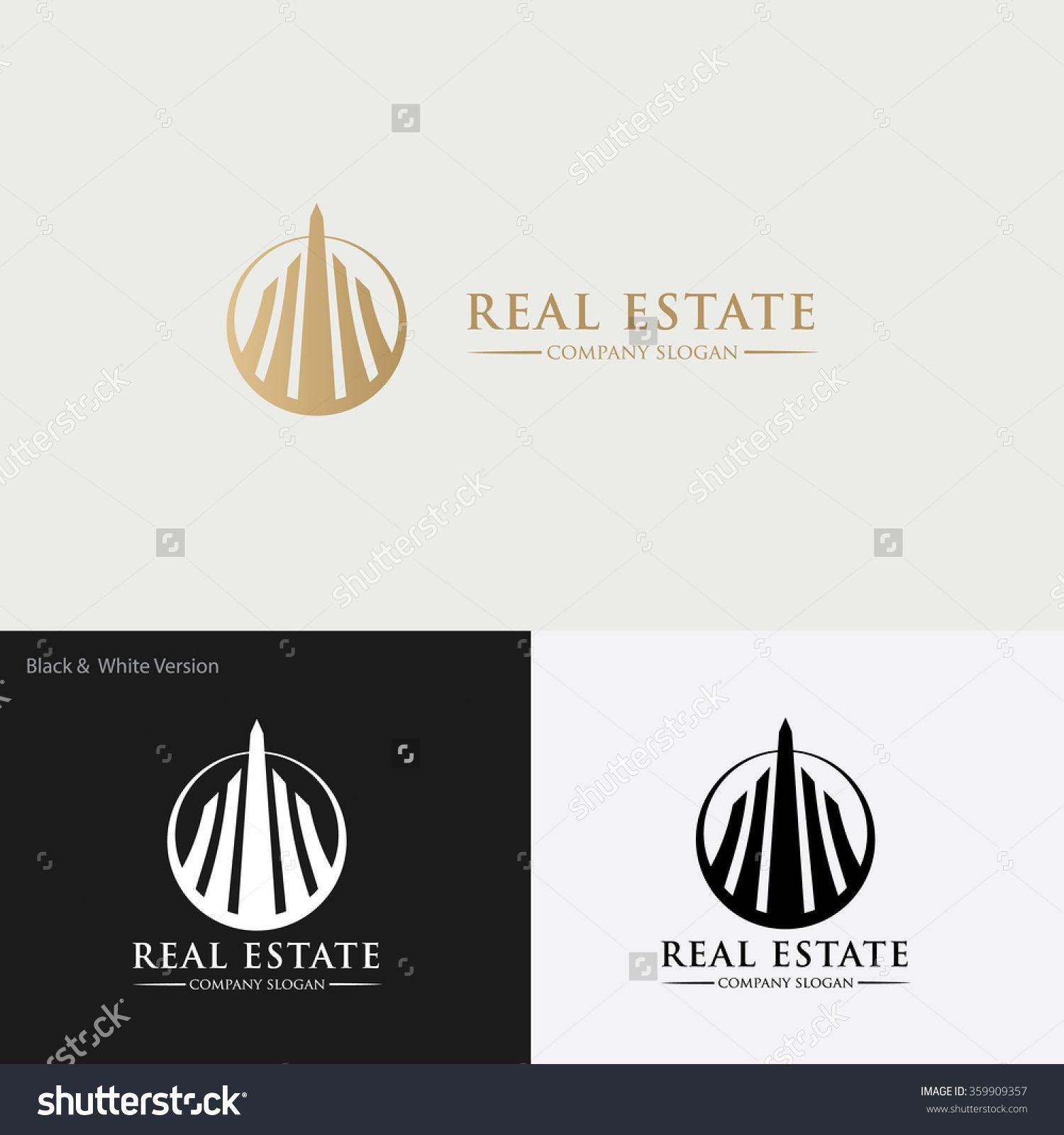 Real Estate Logo,Hotel Logo,Building Logo,Property Logo