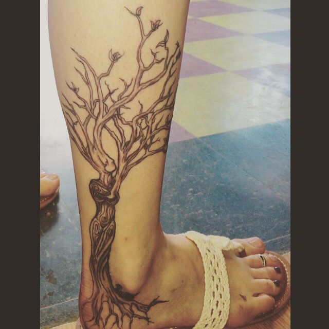 Mother Nature Tattoos: Tree Of Life/Mother Nature Tattoo