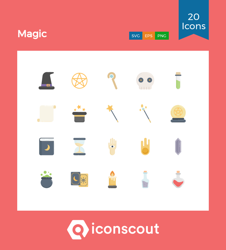 Download Download Magic Icon pack - Available in SVG, PNG, EPS, AI ...