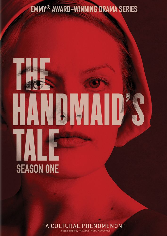 The Handmaid S Tale Season One Dvd Best Buy In 2020 Seasons Dvd Tales