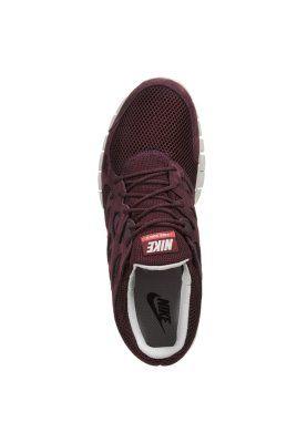 FREE RUN 2 - Trainers - deep burgundy/ cedar
