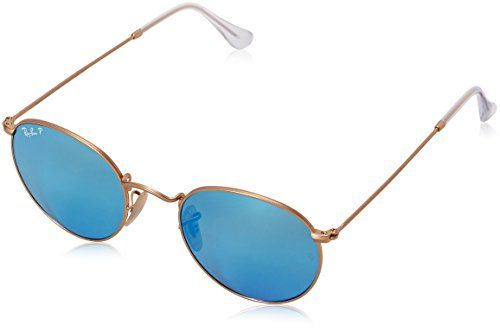 244c70654f Ray-Ban Unisex Sunglasses RB3447 Gold (112 4L 112 4L) One size Discount  from Β£178