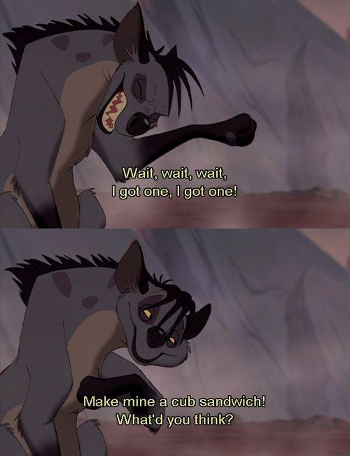 lion king jokes