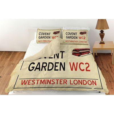 Thumbprintz Covent Garden Duvet Cover Collection
