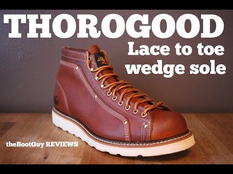 f567815ee87 Thorogood Wedge Roofer boot 814 4233 [ The Boot Guy Review ...