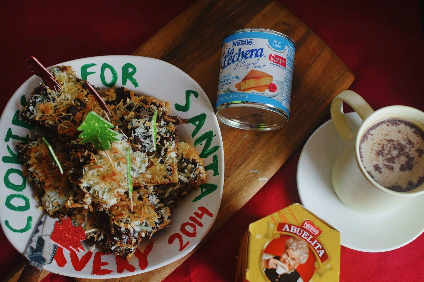 Photo of Continuing holiday traditions with NESTLÉ® LA LECHERA®