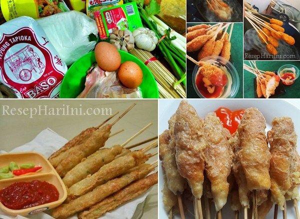 2 Resep Sempol Ayam Goreng Wortel Khas Malang Untuk Jualan Ayam Goreng Resep Ayam