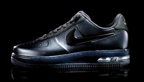 c2b2db0501f store nike air force 1 foamposite pro low anthracite black 6e215 7bca3