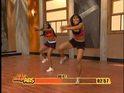 Hip Hop Abs 6 Minute ABS-This is the best way to get abs for a woman! I'm 48 yrs old and nothing has ever worked as good as Hip Hop Abs for me!!!!