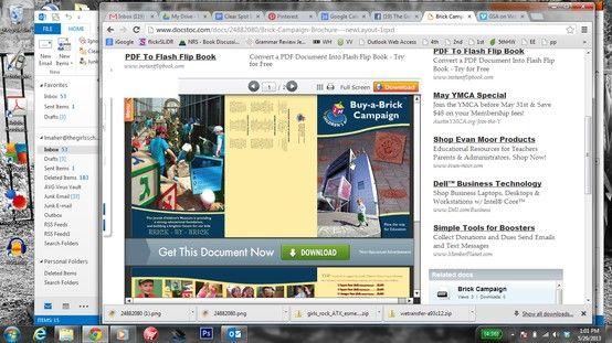 sample brochure Brick Campaign Pinterest Brochures, Bricks and