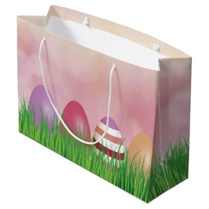 Happy easter large gift bag negle Images