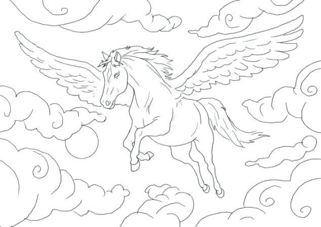 Coloriage chevaux a imprimer dessin de cheval coloriage cheval imprimer gratuit coloriage - Coloriage chevaux ...