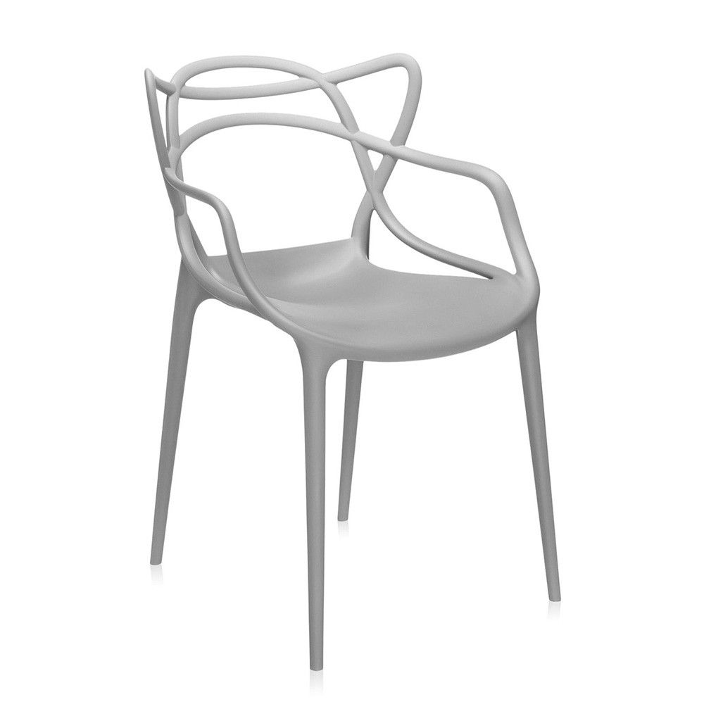 Buy Kartell Masters Chair Gray Masters Chair Kartell Masters
