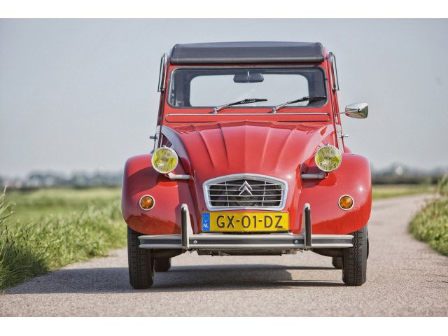Citroen 2cv Autowereld Nl Toy Car Vehicles Citroen