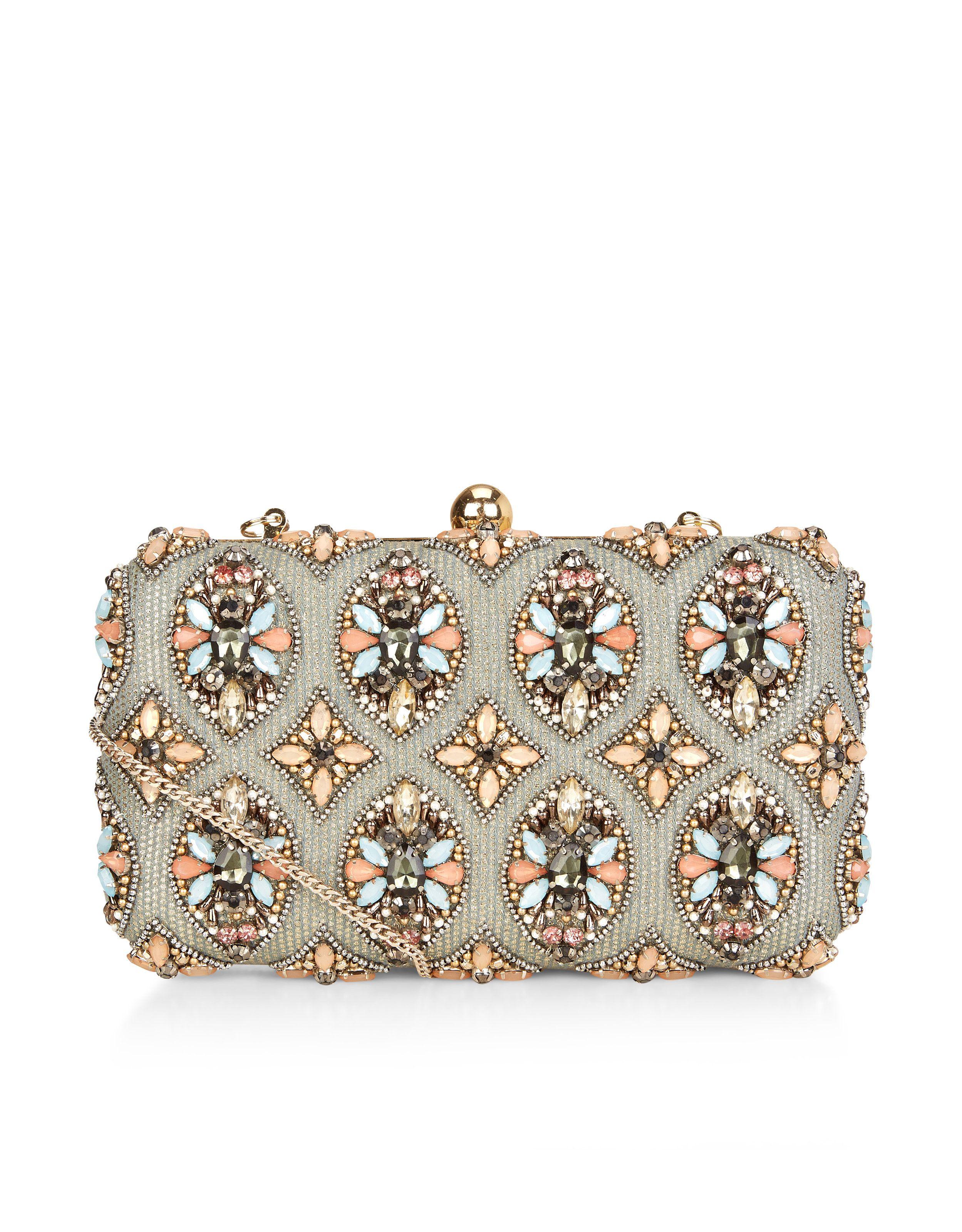 c208b4ef24 Ava Hardcase Clutch Bag | Multi | Accessorize | bags/ purses ...